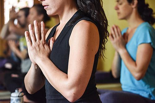 Karma Yoga Center Class
