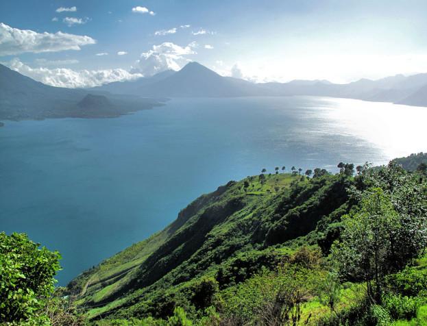 Karma Yoga Center: Graceful Heart Yoga Retreat @ Lake Atitlan