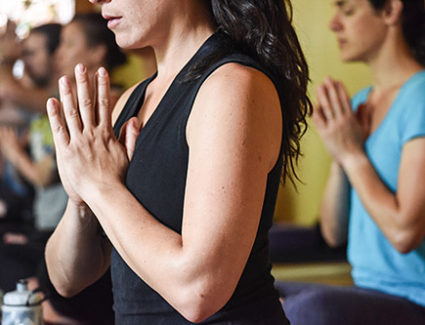 Karma Yoga Center Class: yoga Teacher training