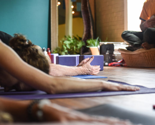 Karma Yoga Center: Yoga Teacher training