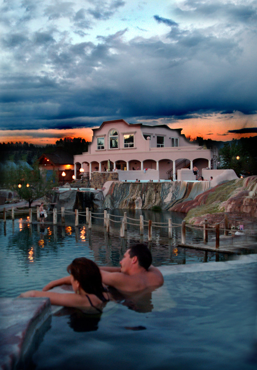 About The Springs Resort Spa