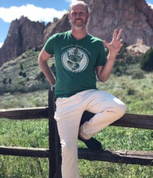 Michael Shankara: Karma Yoga Center Teacher Training