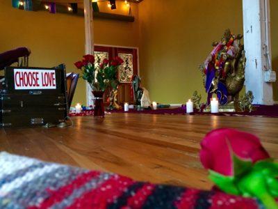 Karma Yoga Center Love